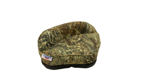 Pro Stand-Up Economy Seat - Mossy Oak Duck Blind Cushion