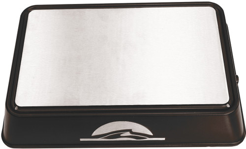 BBQ Lid with Springfield Marine Logo (DISCONTINUED)