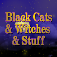 Black Cats and Witches and Stuff