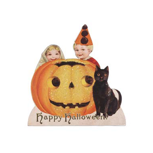 Happy Halloween Dummy Board Decoration from Bethany Lowe Designs