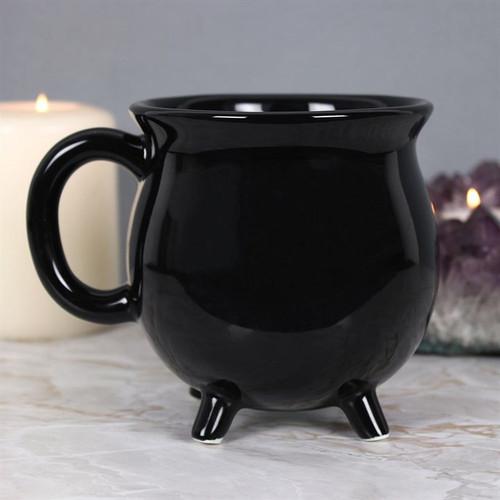 Black Cauldron Mug