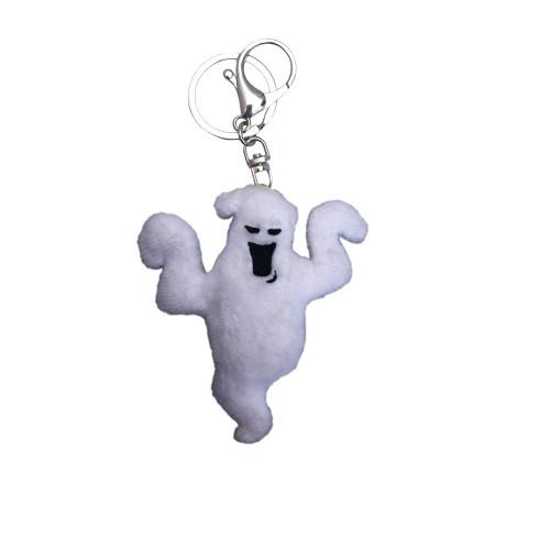 Boo Ghost Plush Keychain from Kreepsville 666