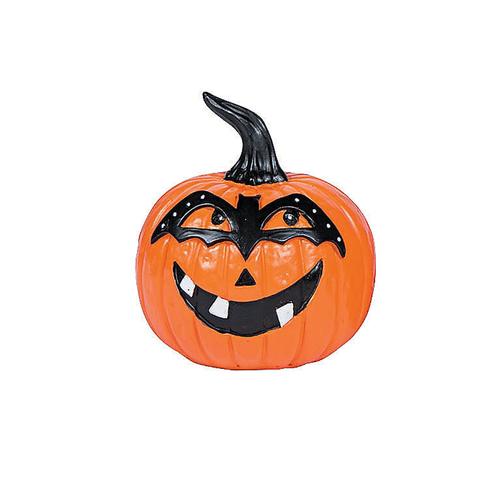 Bat Eye Mask Jack'o Lantern Decoration