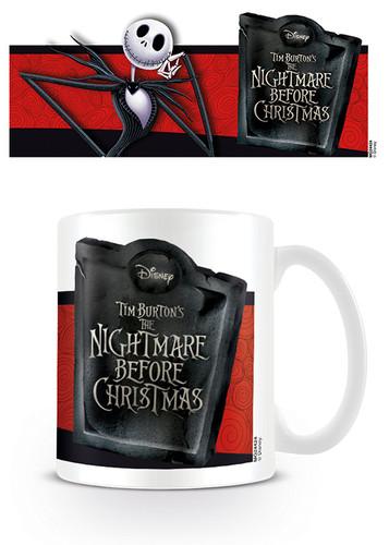The Nightmare Before Christmas Jack Banner Mug