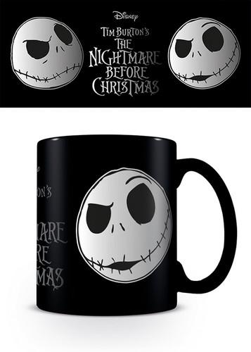 The Nightmare Before Christmas Jack Foil Mug
