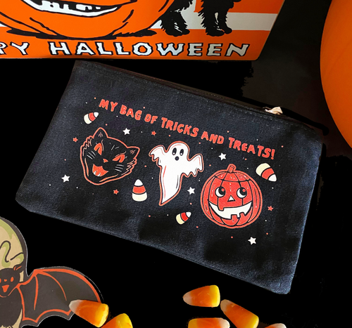 My Bag of Tricks and Treats Pencil Case