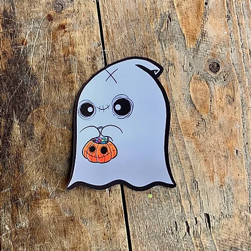 Spook Sticker from Creepies