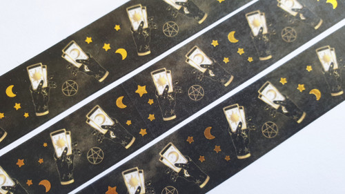 Occult Hands Washi Tape from Drix Productions