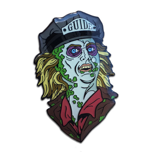 Ghost Guide Pin from Two Ghouls Press