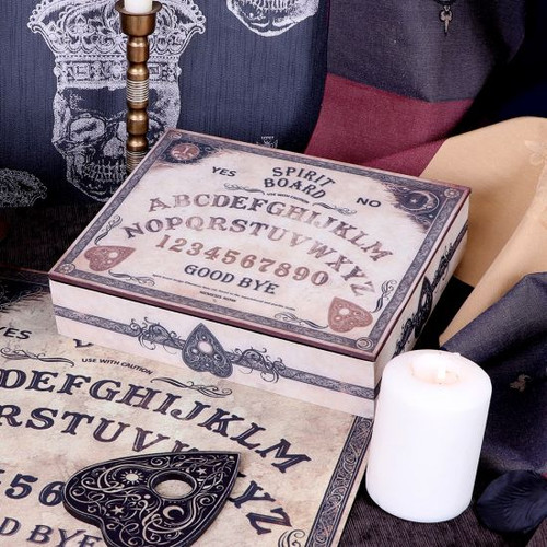 Spirit Board Jewellery Box from Nemesis Now