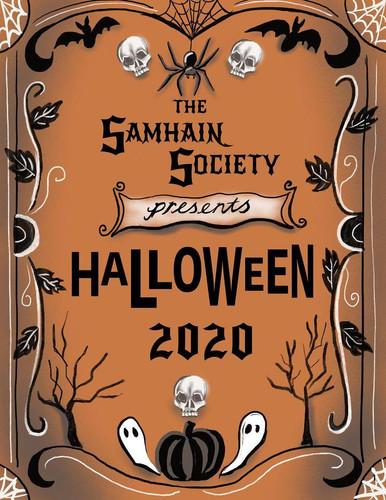 The Samhain Society Free Halloween Zine!
