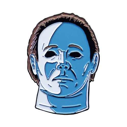 Halloween 4 The Return of Michael Myers Enamel Pin