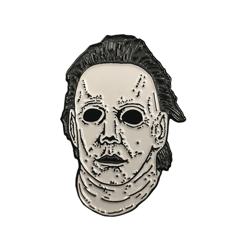 Halloween 6 The Curse of Michael Myers Enamel Pin