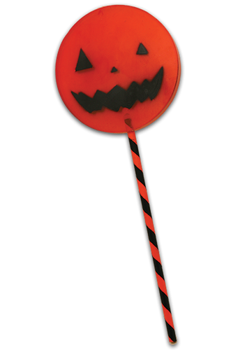 Trick r Treat Sam's Un-Bitten Lollipop