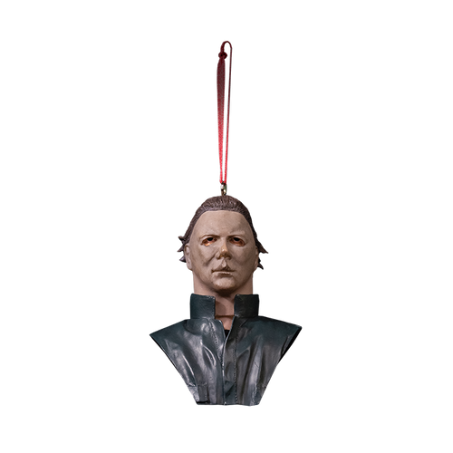 Holiday Horrors Halloween II 2 Michael Myers Bust Ornament