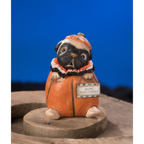 Howl-O-Ween Pup from Bethany Lowe Designs