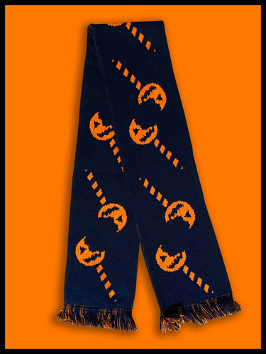 Trick or Treat Lolly Scarf from October 31st