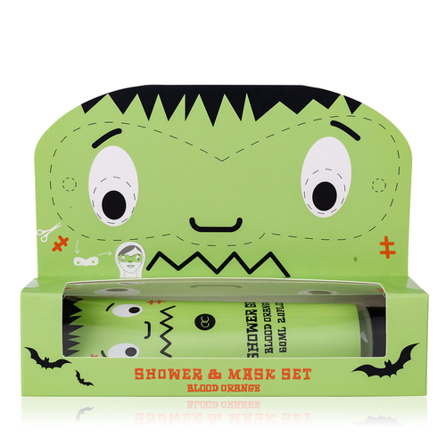 Monster Shower Gel and Mask Set 60ML