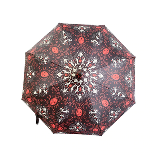 Halloween Haunters Pagoda Umbrella from Johanna Parker and Lipstick & Chrome