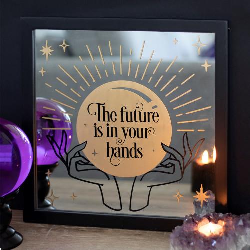 Fortune Teller Wall Mirror
