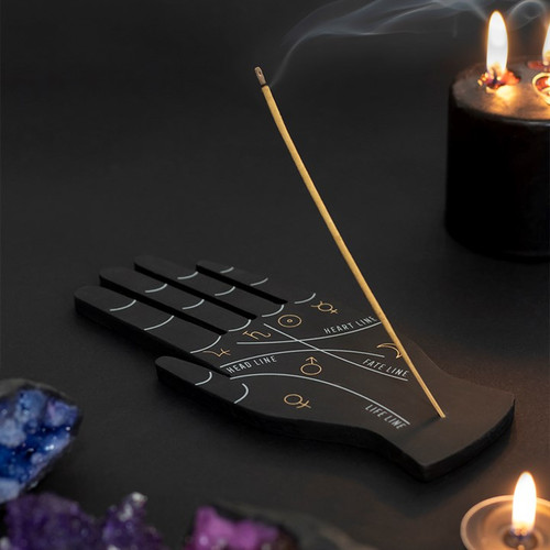 Palmistry Resin Ash Catcher