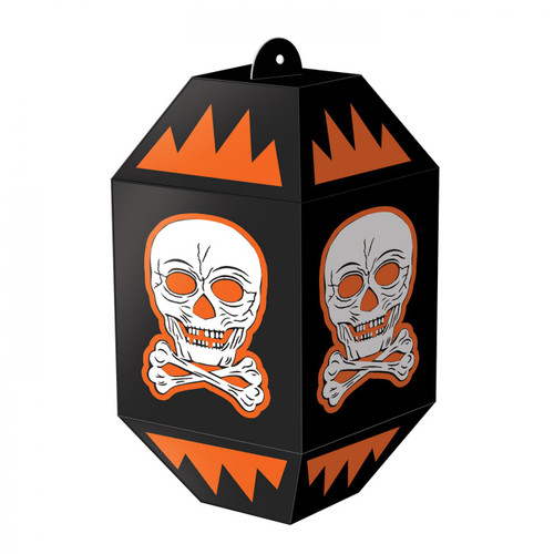 Skull Lanterns from Beistle