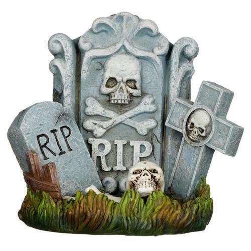 RIP Tombstone Backflow Incense Burner