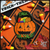 Trick or Treat Pumpkin Sticker