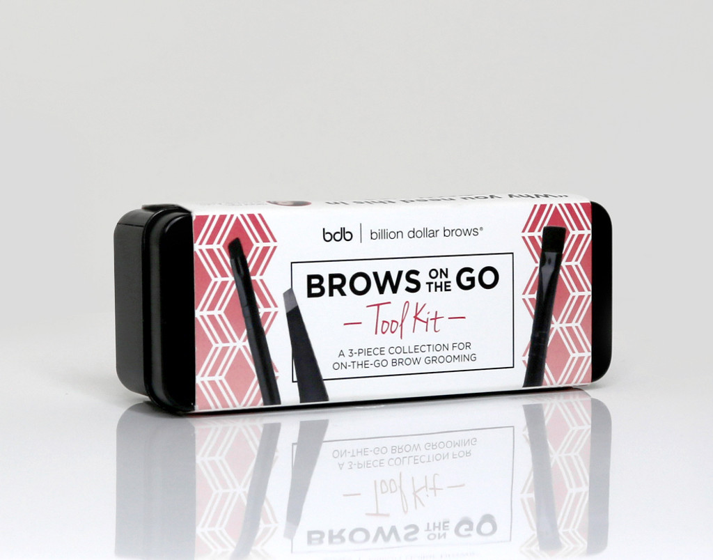 Brows On The Go - Tool Kit