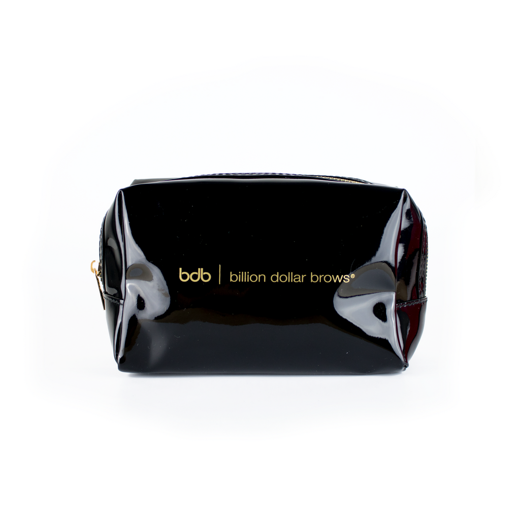 Billion Dollar Brows - 5 Cosmetic Bags
