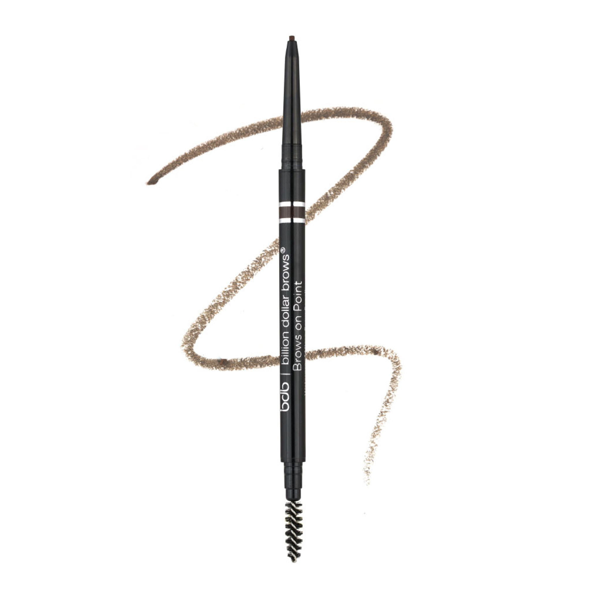 Brows on Point: Micro Brow Pencil Tester