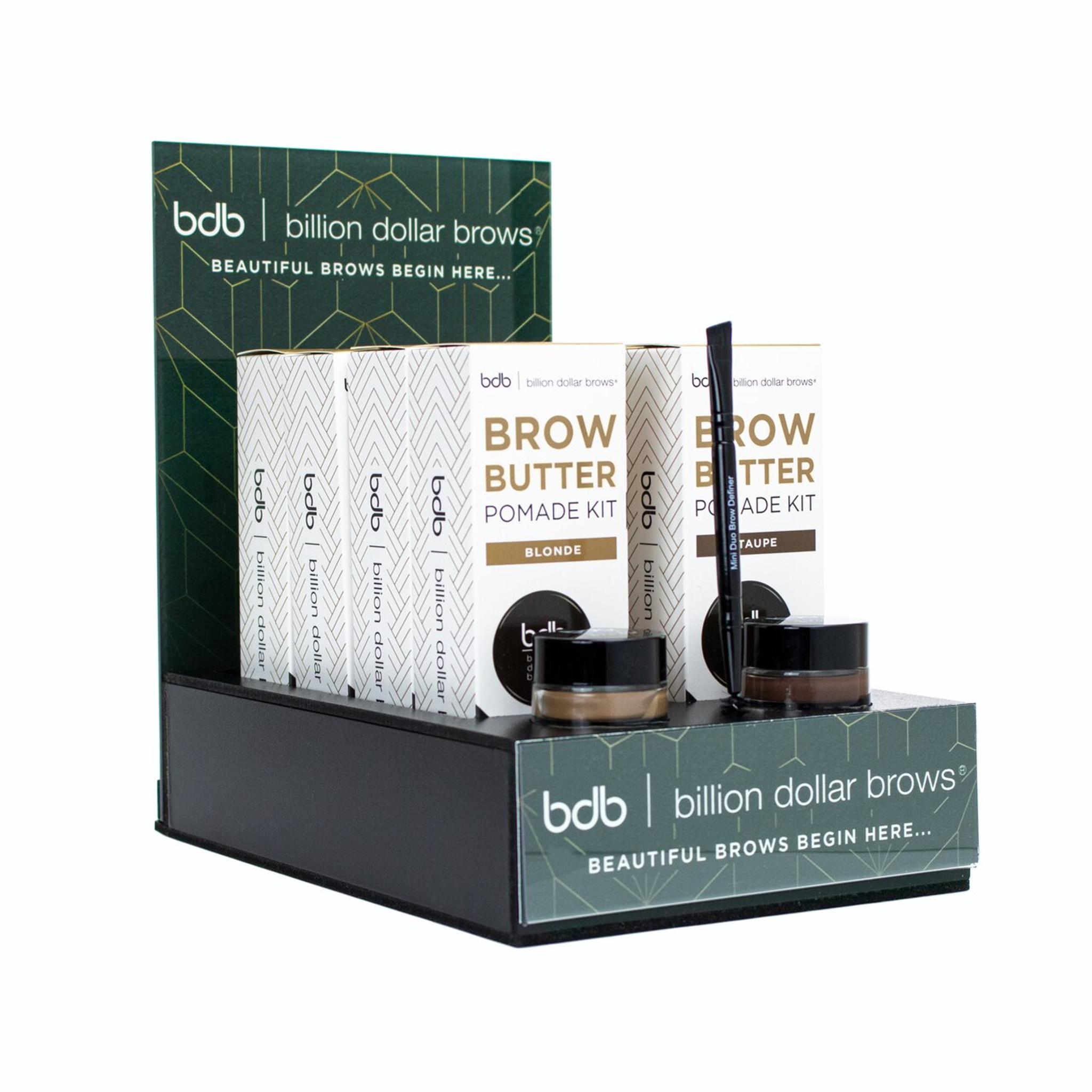 Brow Butter Pomade Display
