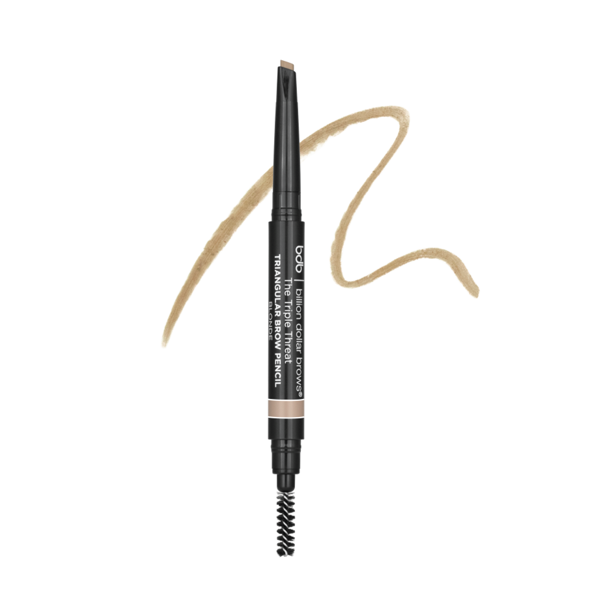 The Triple Threat Triangular Brow Pencil Tester