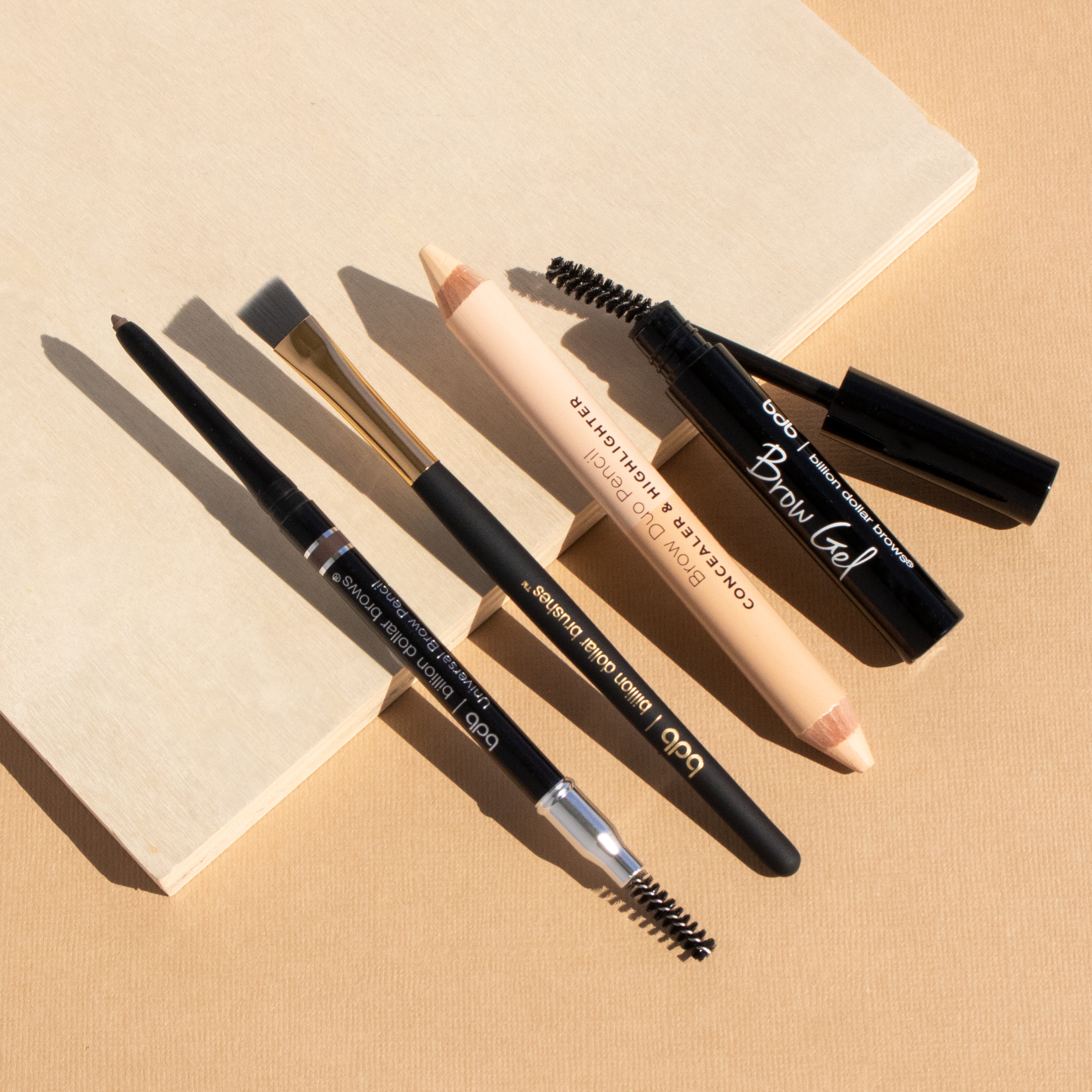 brow makeup products