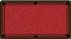 ArtScape Red Drops Pool Table Cloth