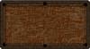 ArtScape Gold Circuit Board Pool Table Cloth
