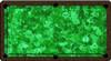 ArtScape Green Burst Pool Table Cloth