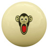 Shock the Monkey Cue Ball