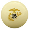 Globe and Anchor Cue Ball