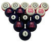Arizona Wildcats Numbered Billiard Ball Set