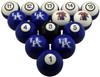Kentucky Wildcats Numbered Billiard Ball Set