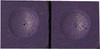Silver Cup Pool Cue Chalk, Purple 2-Piece Pack