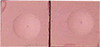 Silver Cup Pool Cue Chalk, Pink 2-Piece Pack