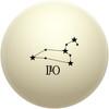 Astrological Constellation: Leo Cue Ball
