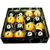 Box of 16 Pool Ball Scuffer Key Chains
