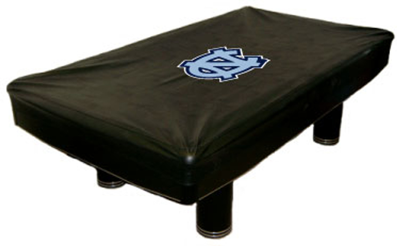 North Carolina Tar Heels 7 foot Custom Pool Table Cover