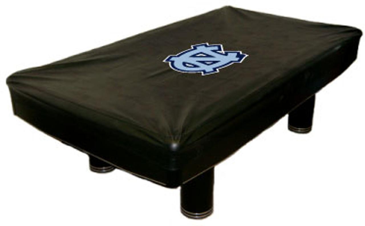 North Carolina Tar Heels 8 foot Custom Pool Table Cover