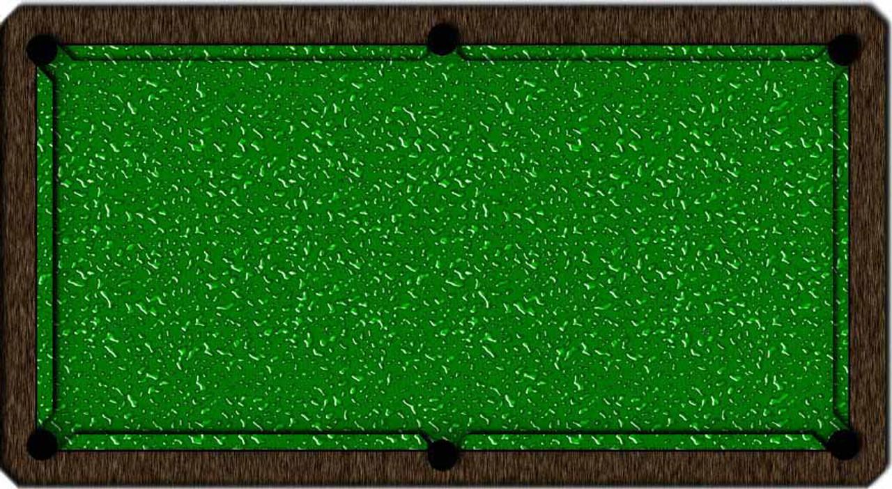 ArtScape Green Liquid Pool Table Cloth