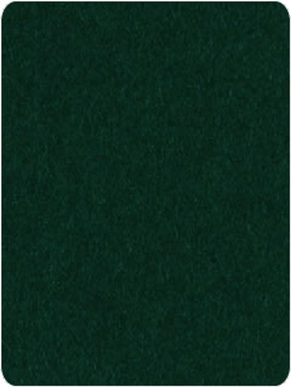 Invitational 7' Dark Green Table Felt