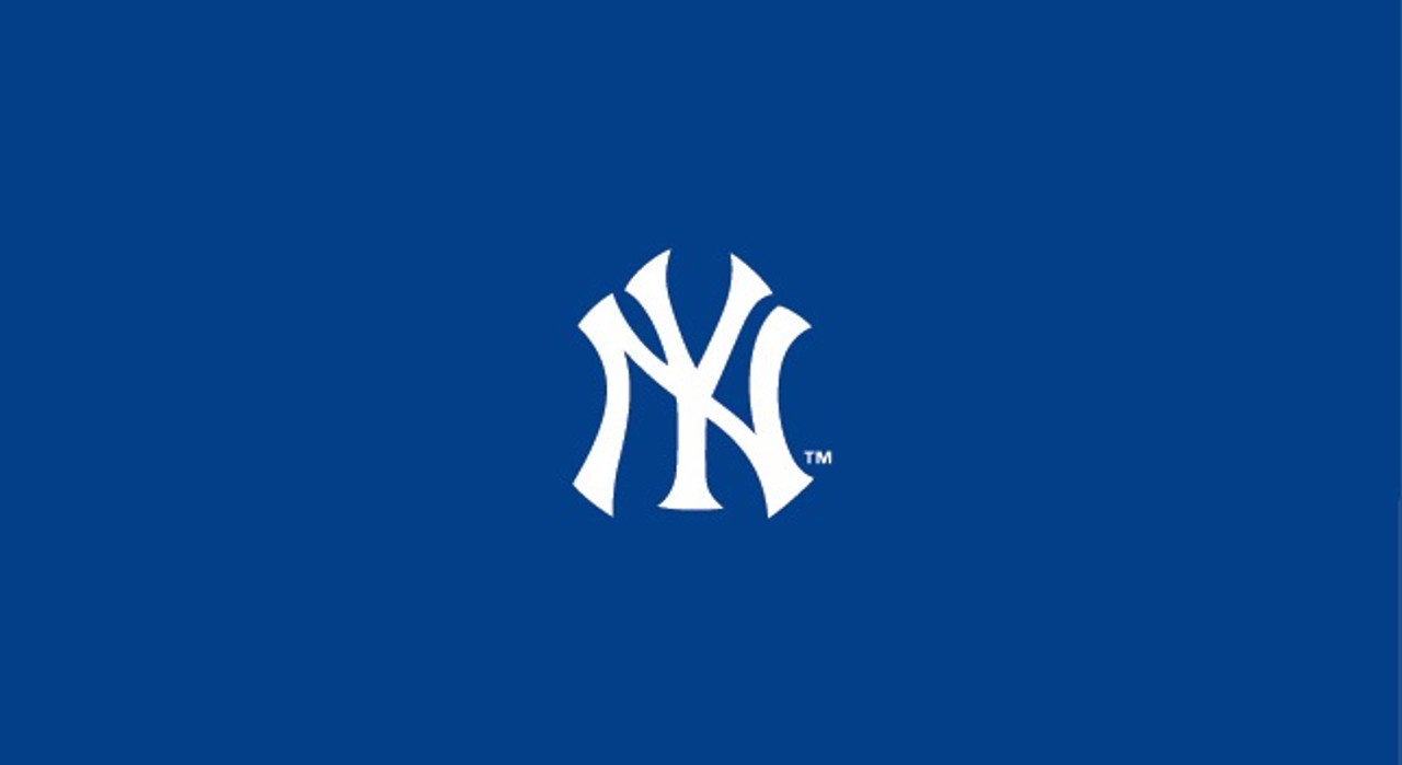 NY Yankees Pool Table Felt 9 foot table
